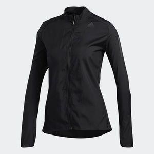 Adidas OWN THE RUN Woman's light weight Jacket